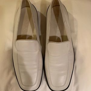 Authentic Tod's in white size 38